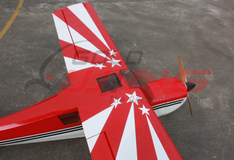 Goldwing Bellanca Decathlon 30cc 90 5 Carbon Version Rc