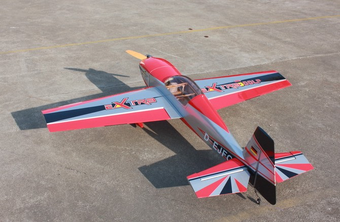 Goldwing Arf Brand Extra 300lp 20cc 67 5 Aerobatic Rc