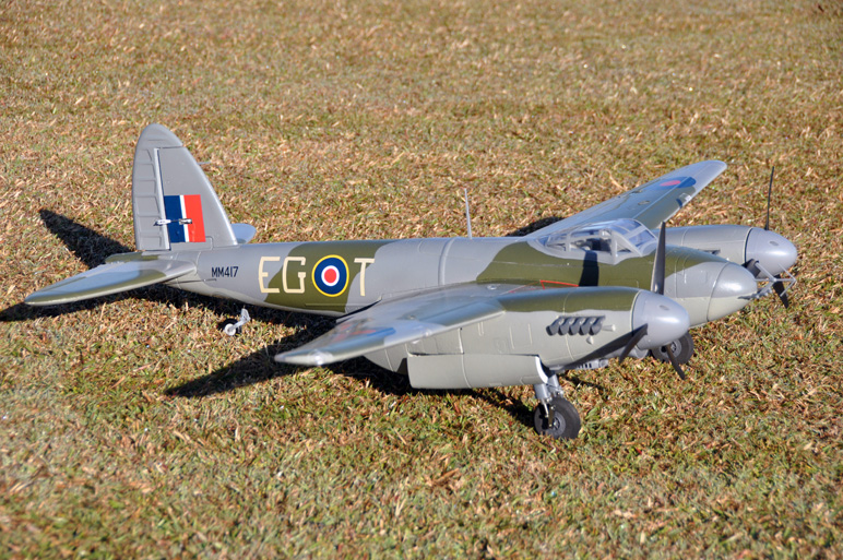 Freewing De Havilland Dh 98 Mosquito 1400mm 55 1 Epo