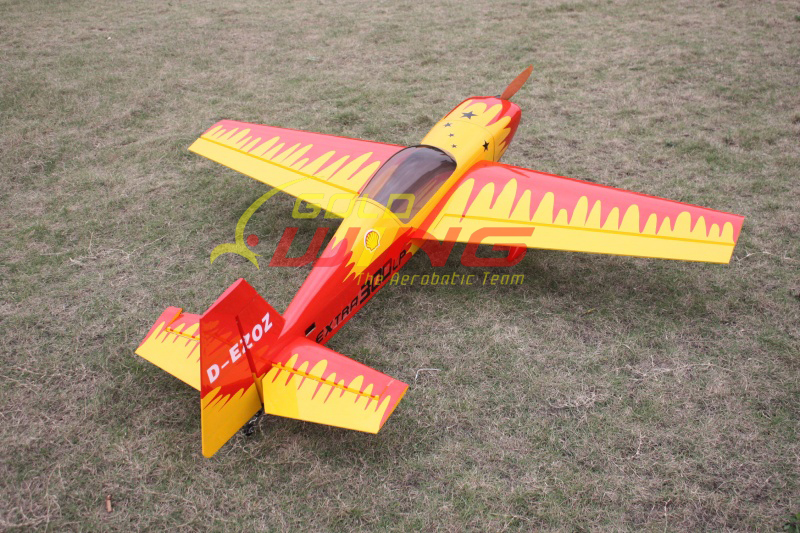Goldwing Extra 300lp 73 1860mm 30cc Aerobatic Rc Airplane With Carbon Fiber Parts Red A General Hobby