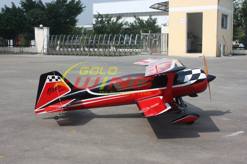 Goldwing Pitts Biplane 60 1250mm 30cc V3 With Carbon
