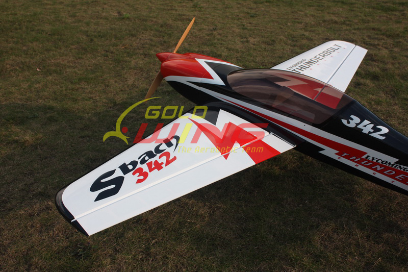 Goldwing Sbach 50Cc http://www.generalhobby.com/goldwing-sbach-50cc-aerobatic-airplane-version-white-p-354.html