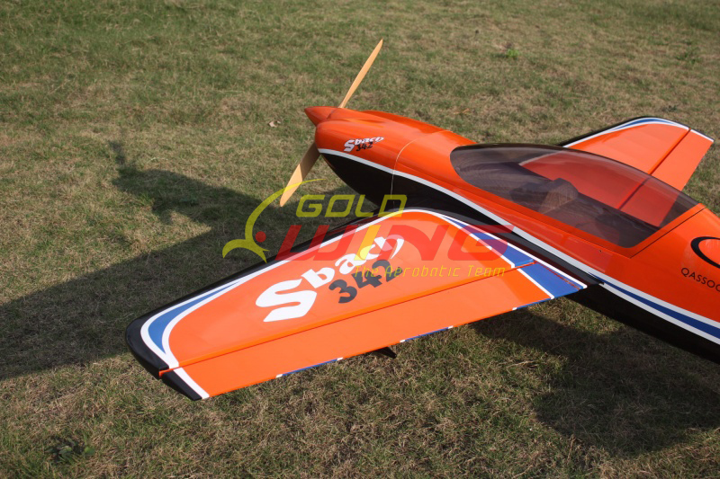 Goldwing Sbach 50Cc http://www.generalhobby.com/goldwing-sbach-50cc-aerobatic-airplane-version-p-258.html
