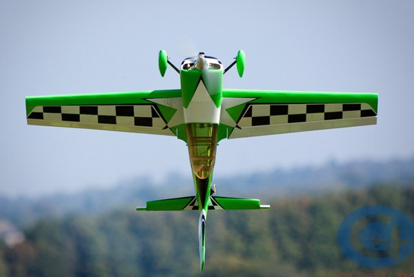 Skyline Mx 2 50 57 3d Aerobatic Electric Nitro Rc
