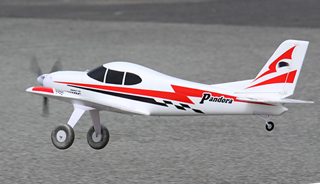 Freewing Pandora 4 In 1 Low Wing 1400mm 55 Rc Airplane