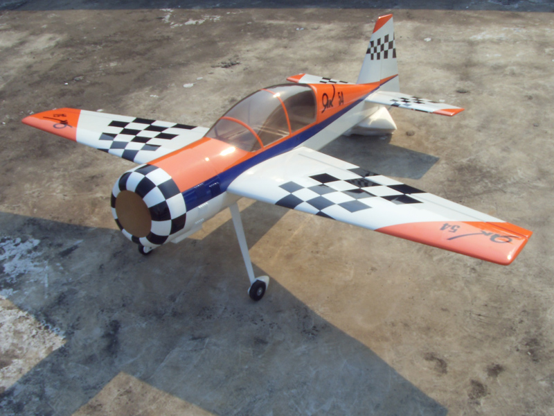 Hobbyking Yak 54 30cc Gas 1820mm (ARF)