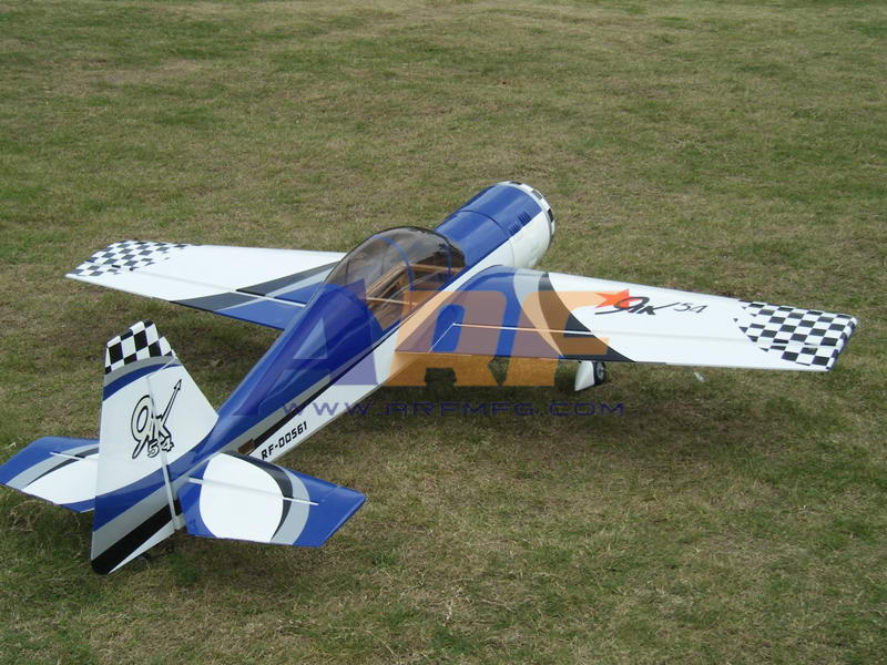 HobbyKing Yak 54 3D 1800mm 30cc Gas (ARF) - FlyingGiants