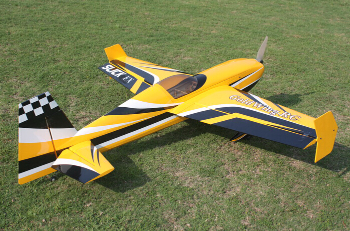 Goldwing Slick 540 30cc 74 1880mm Gas Electric Rc Airplane A General Hobby
