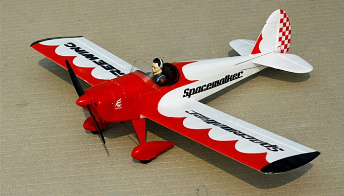 Cheap Brake Service >> Freewing Spacewalker 44'' EPO Electric RC Plane PNP Version - General Hobby