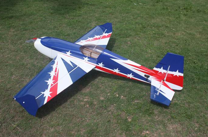 Goldwing Arf Brand 57in Extra330sc 50e Rc Plane D