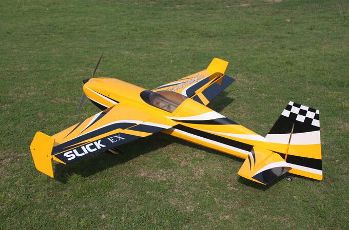 Goldwing Arf Brand Slick 91 60cc Aerobatic Rc Plane A