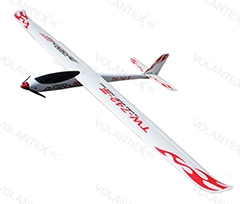 Volantex Lanyu Phoenix 2000 742-3 2000mm/78'' Electric RC Glider Kit Version