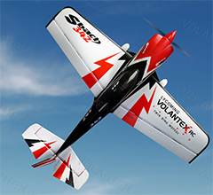 Volantex Sbach 342 756-1 1100mm/44.3'' EPO Aerobatic RC Plane Ready-To-Fly