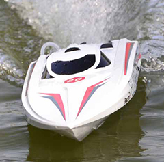 Volantexrc BLADE (60cm) Saw-blade Hull Racing RC Boat Unibody (792-2) Reday-To-Run Brushed Version