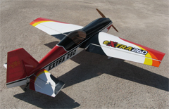 Goldwing ARF-Brand Extra 260 26CC 70in RC Airplane ARF B