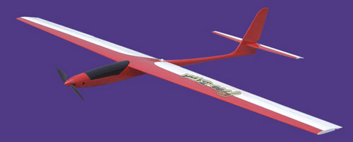 FlyFly Freebird 1.45M Electric Glider