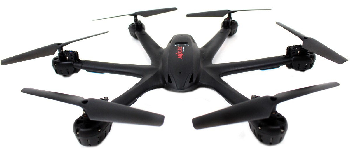 X600 2.4GHz 4 CH 6 Axis Hexacopter With Headless Mode & Auto-Return