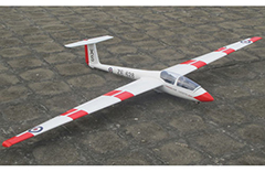 FlyFly ASK-21 KLW 2.6m Electric Glider FF-018E