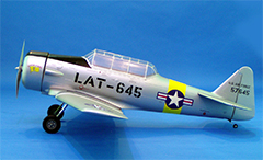 "AT-6 Texan 160 82"" RC Plane ARF"