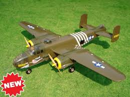 Richmodel B-25J Mitchell 78.7'' 2000mm Nitro Gas/Electric RC Airplane Warbird ARF
