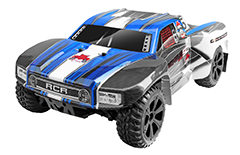 BLACKOUT SC PRO 1/10 Scale Brushless Electric Short Course Blue