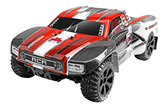 BLACKOUT SC PRO 1/10 Scale Brushless Electric Short Course Red