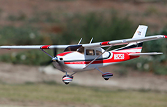 Dynam Cessna 182 50'' Electric RC Plane Ready-To-Fly