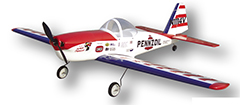 Flyfly Super Chipmunk 980mm Wingspan Fiberglass RC Plane