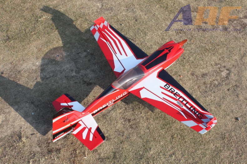 Goldwing ARF-Brand Corvus Racer 540 50CC B 89'' Carbon Fiber Aerobatic RC Airplane