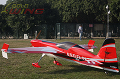 Goldwing Corvus Racer 50CC V4 89.25'' Aerobatic RC Plane B