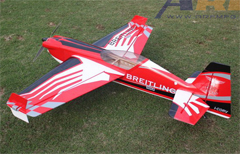 New Fuselage for Corvus 30CC 74'' Red
