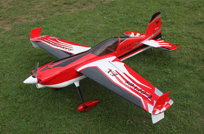 Goldwing ARF-Brand Corvus 77'' Extreme Series Aerobatic 35CC RC Plane B Carbon Version