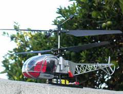 Walkera Dragonfly 5#4 Electric RC Helicopter