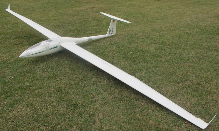 Flyfly DG-505 4m/157'' Electric RC Glider with Brake FF-B043