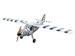Taft Hobby Dornier Do 27 Electric RC Plane Kit Version Zebra