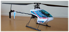 Walkera Dragonfly 4 RC Helicopter Kit