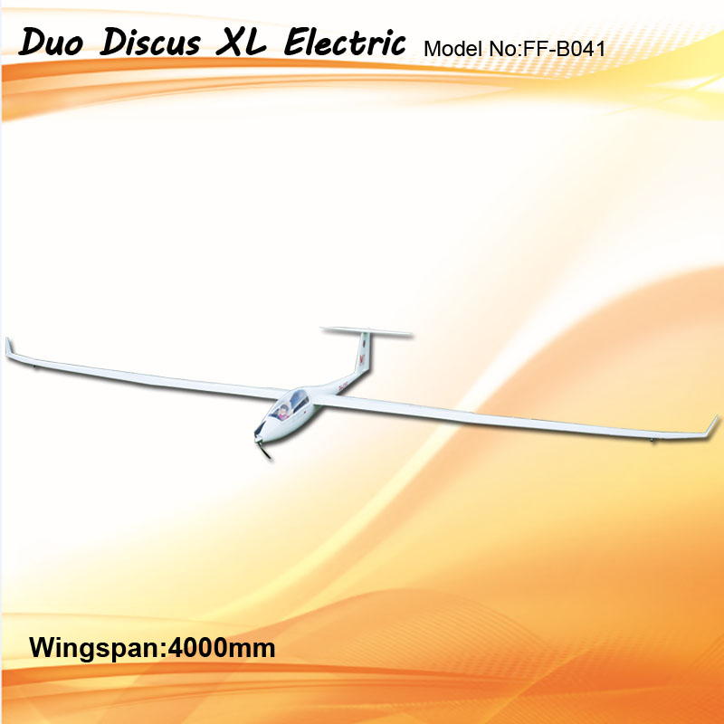 Flyfly Duo Discus XL Electric With Brake FF-B041