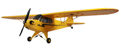 Dynam Piper J-3 Cub 1245mm Electric RC Airplane (PNP)