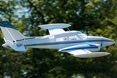 Dynam 310 Grand Cruiser V2 Electric RC Airplane Ready-To-Fly Powered by Brushless Motor and LIPO Battery