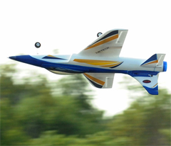 Dynam Meteor 70mm EDF Electric RC Jet Airplane PNP