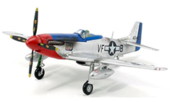 Dynam P-51D Mustang V2 1200mm Electric RC Plane PNP Fred Glover