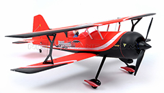 Dynam Peaks Pitts Model 12 42''/1070mm Electric EPO RC Plane PNP, Returned Item