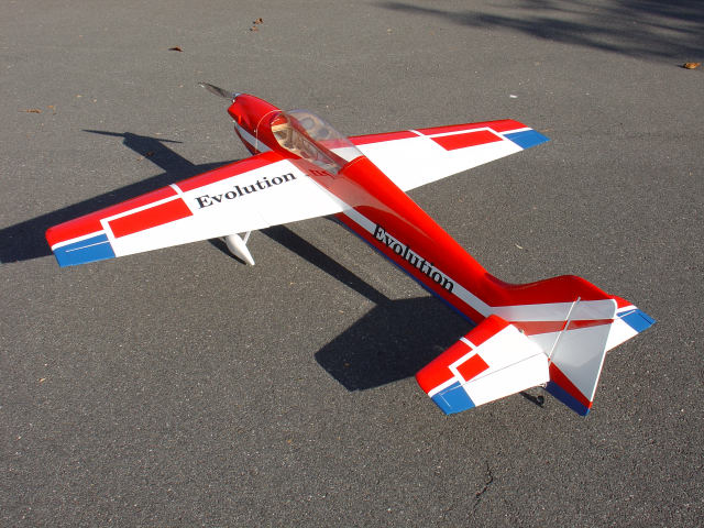 Evolution 2 Meter 77.5'' F3A RC Airplane