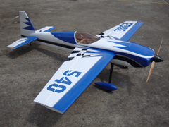Skyline Edge 540 70''/1778mm A Aerobatic RC Airplane Carbon Version