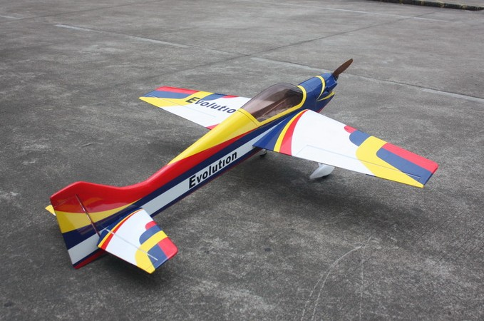 Evolution 2 Meter 77.5'' F3A RC Airplane B