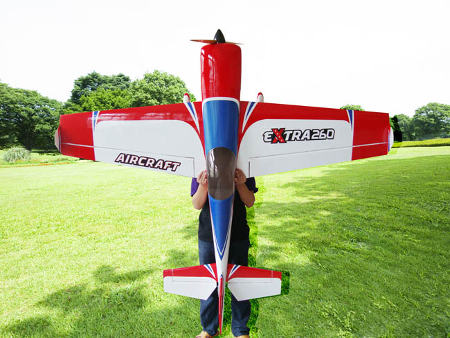 Skyline Extra 260 50CC 88''/2235MM Aerobatic RC Airplane A