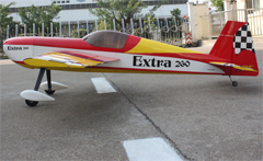 Goldwing ARF-Brand Extra 260 50E 55'' Aerobatic Electric RC Airplane A