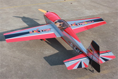 Goldwing ARF-Brand Extra 300LP 20CC 67.5'' Aerobatic RC Airplane ARF B