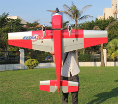 Skyline Extra 300LP 30CC 73'' 3D Aerobatic RC Airplane Carbon Version