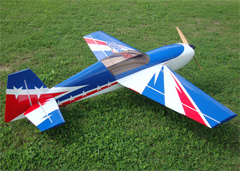 Skyline Extra 300LP 30CC 73'' V2 Carbon Fiber Reinforced Aerobatic RC Airplane